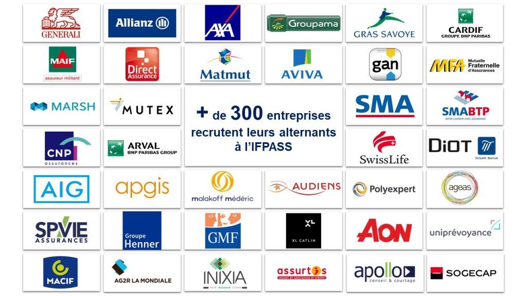 partenaires cfa assurance