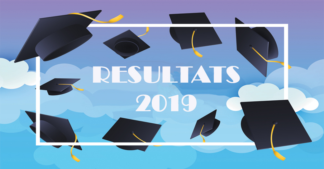 resultat licence paris 2019