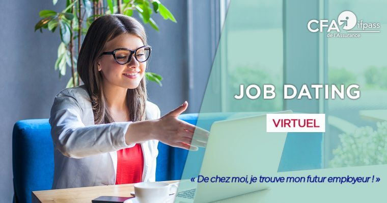job dating virtuel alternance asurance