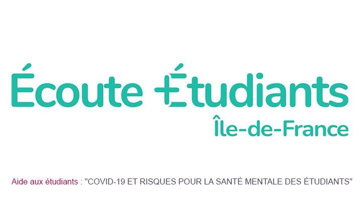 Logo Ecoute etudiants IDF
